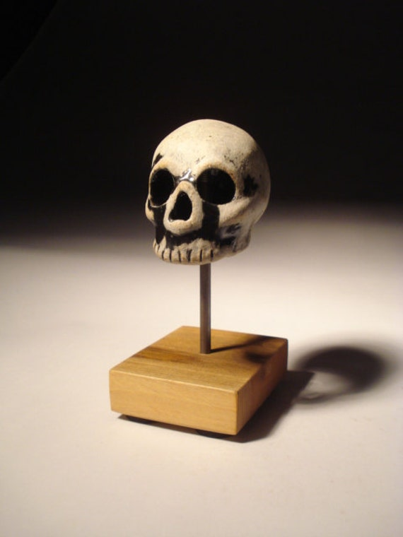 For All Your Handmade Skull Needs
