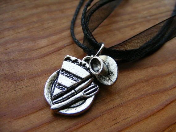 Necklaces Charms and Ribbon (Your choice of Style)