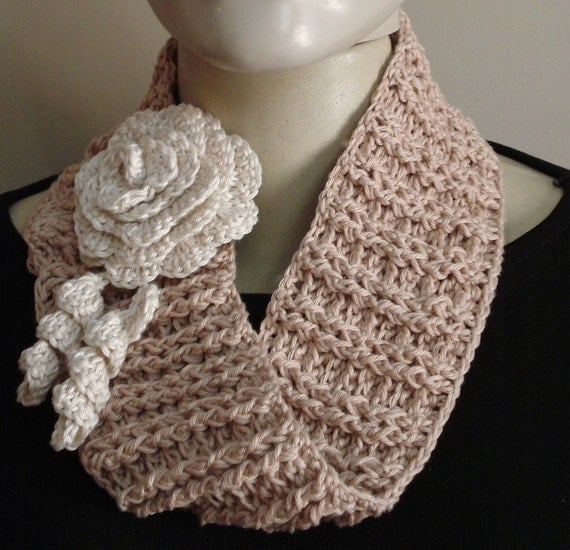Free Crochet Pattern Spiral Scarf : Spiral Crochet adornment ? free pattern GlaserCrafts ...