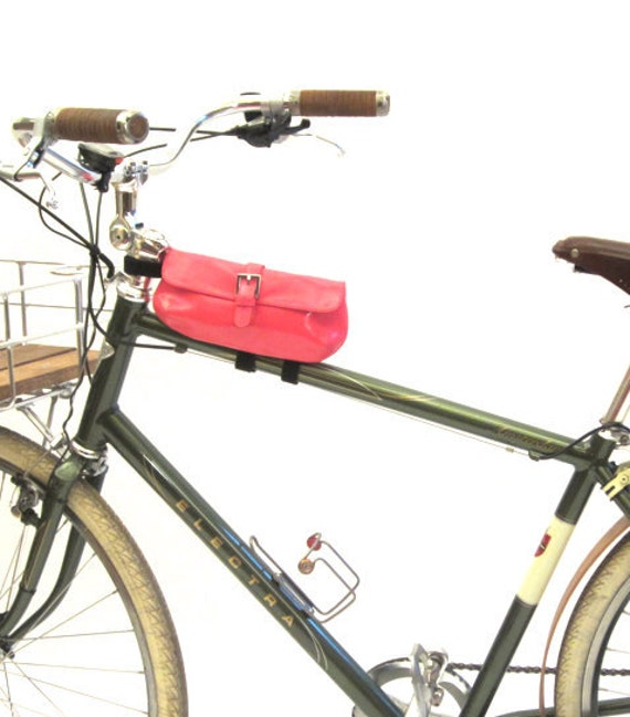 Posh Pink Bicycle Purse