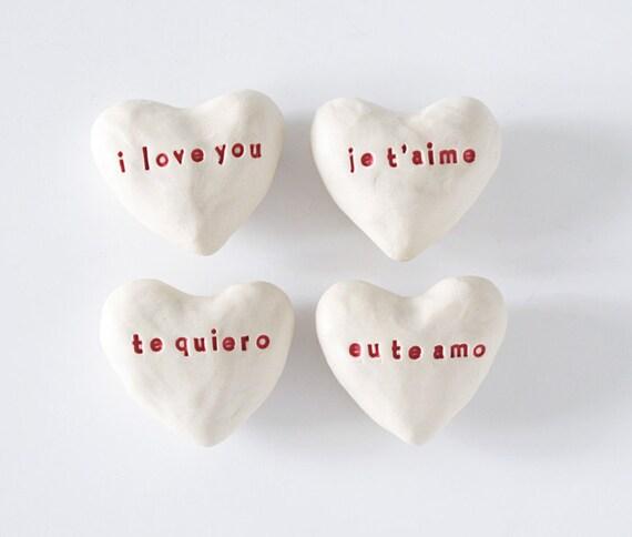 I LOVE YOU hearts.