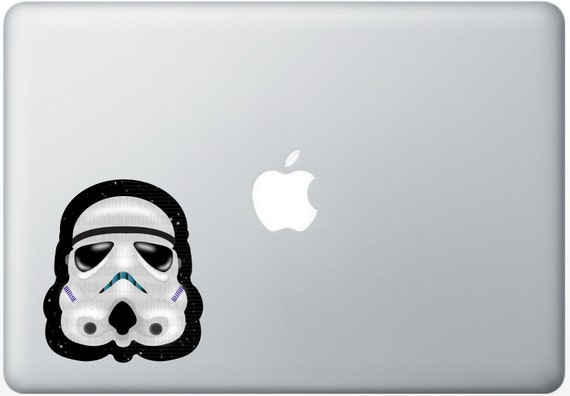 Storm Trooper, Star Wars, Sticker