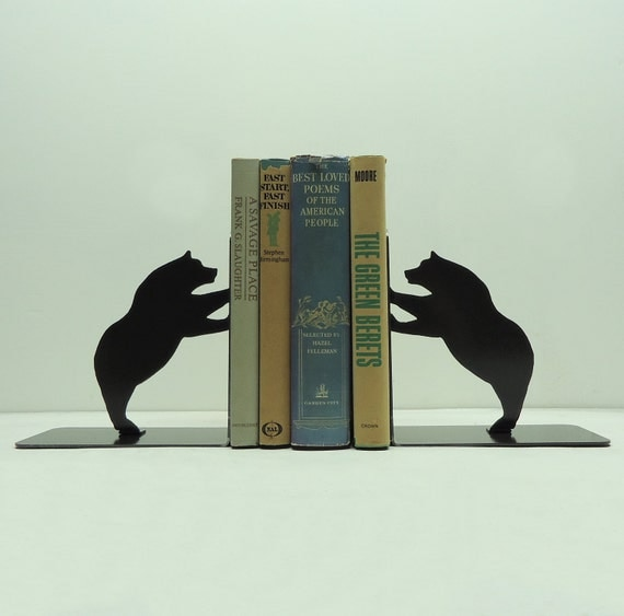 Bear Bookends - Free USA Shipping