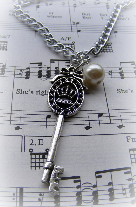 Long Necklace Key