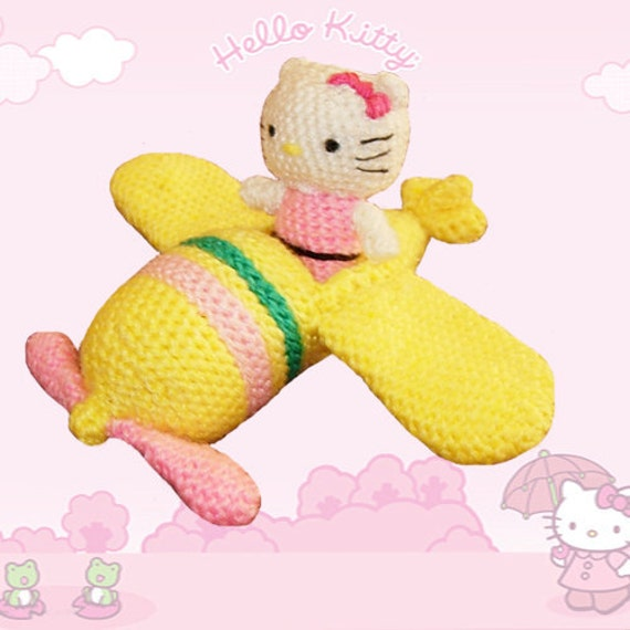 Sanrio Hello Kitty Pattern for Japanese Baby Hello (in ...