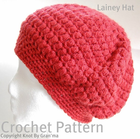 lainey hat crochet pattern on craftsy