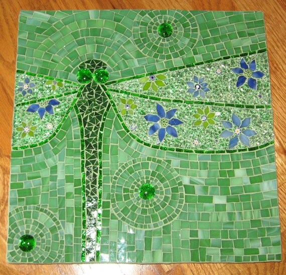 WINGDANCER mosaic art