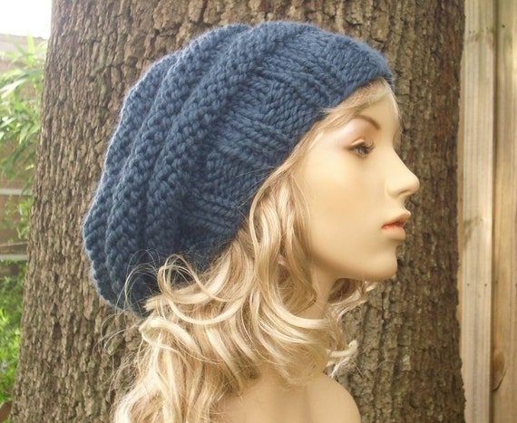 Woolly Wormhead - free Hat knitting patterns