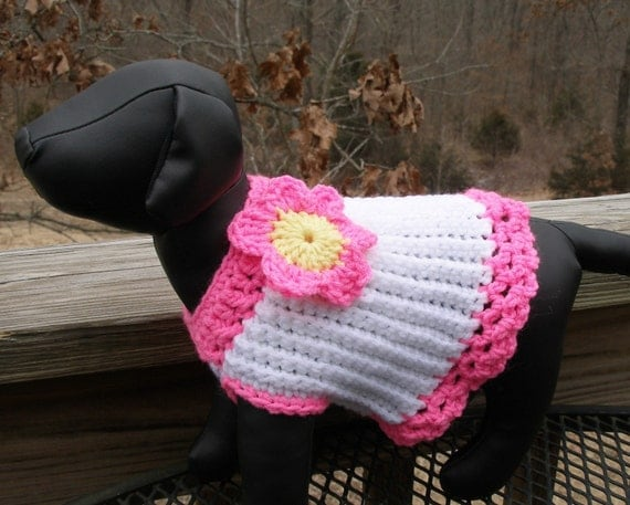 Free Dog Sweater Patterns - Dog Lovers Gifts