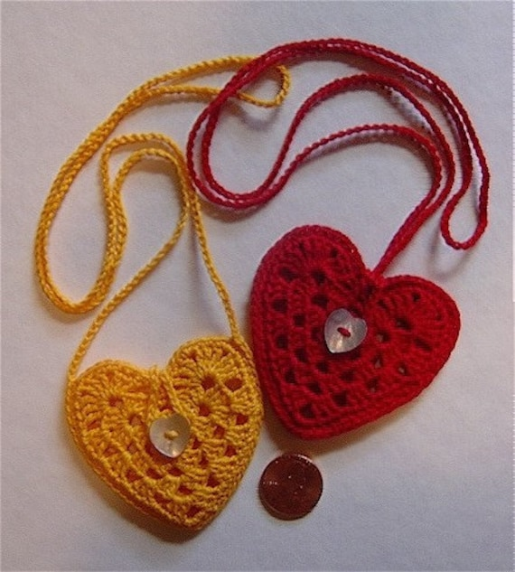 OMG! Heart » Free Patterns Crochet