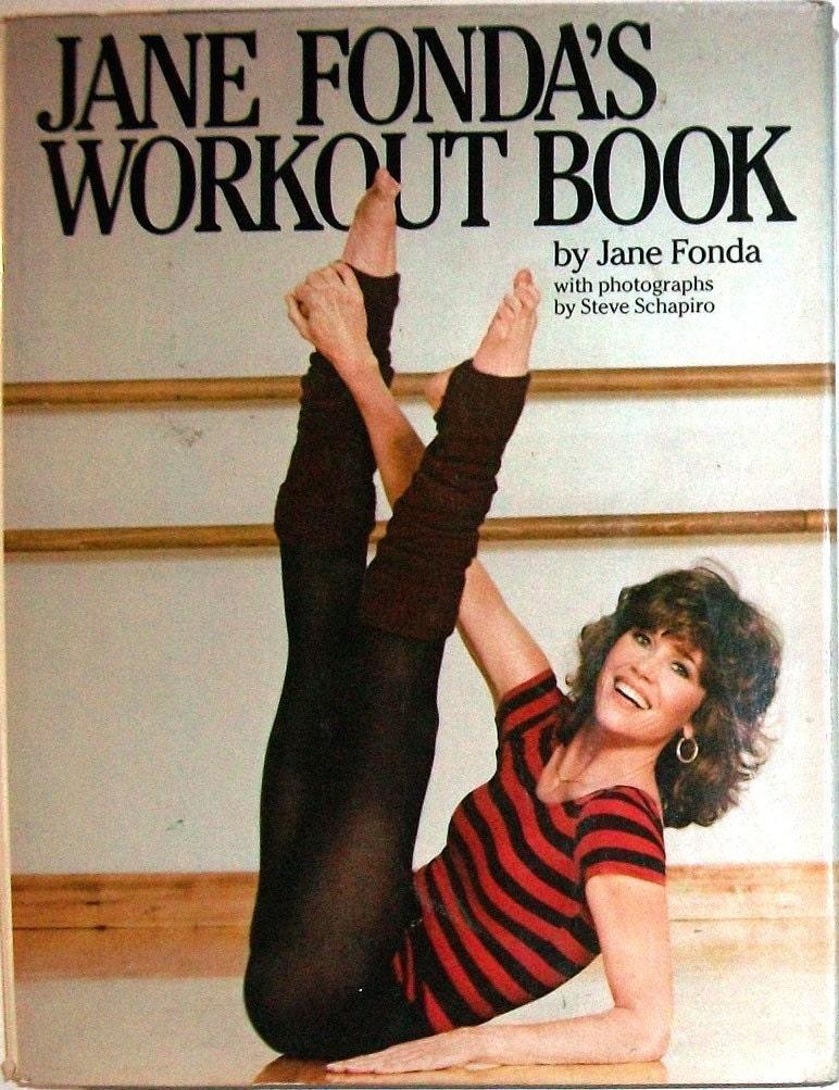 1981   jane fondas workout