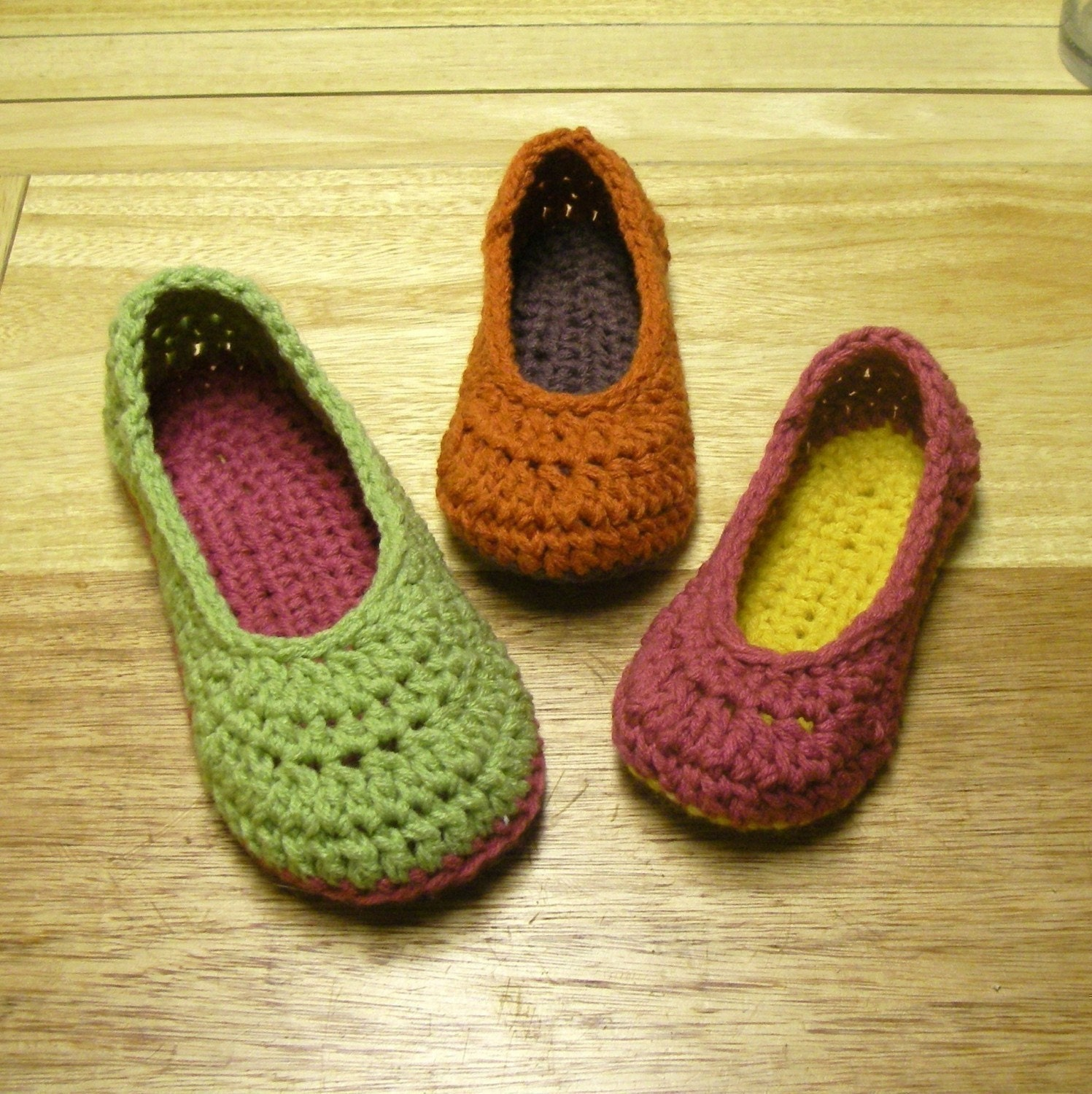 Crochet Slipper Patterns, Free Slipper Crochet Patterns, Crochet