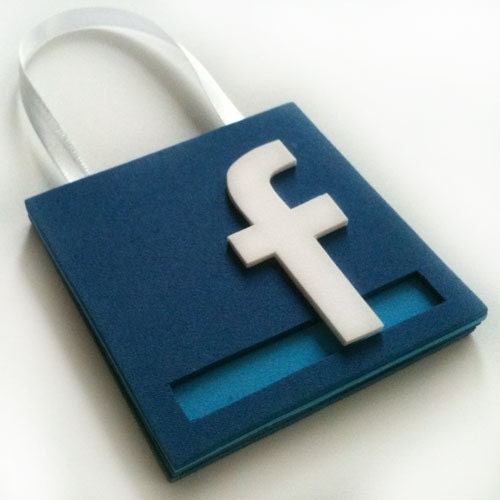 facebook ornament