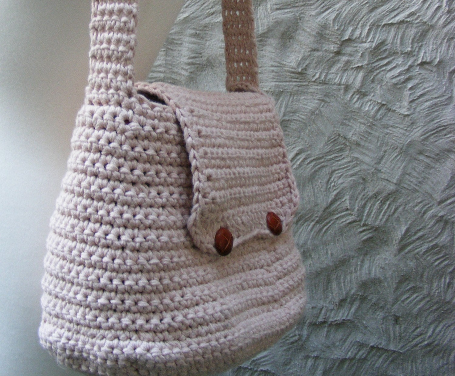 Simple Crochet Bag Pattern : EASY CROCHET PURSE PATTERNS How To Crochet