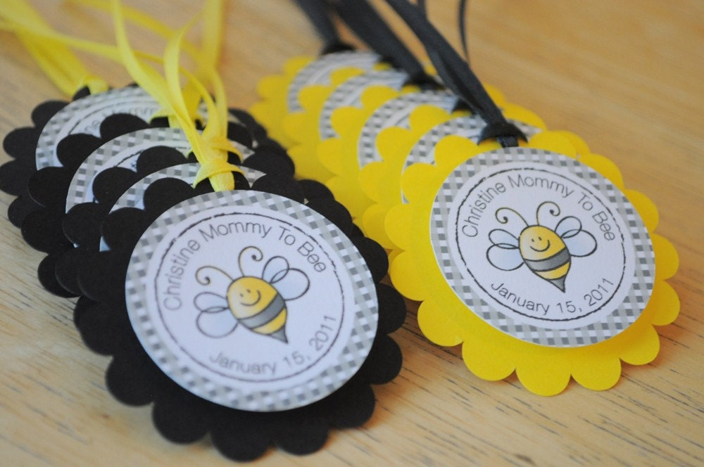 Bumble Bee Baby Shower Decorations Itu0027s A Boy Banner By ParkersPrints On | Baby  Shower Decorations, Bumble Bees And Bees
