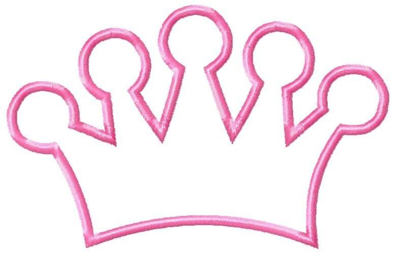 Free Princess Crown Clipart Drawing Cartoon Tattoo