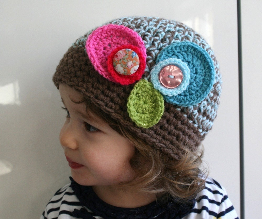 Crochet Pattern Baby Beanie Crochet For Beginners