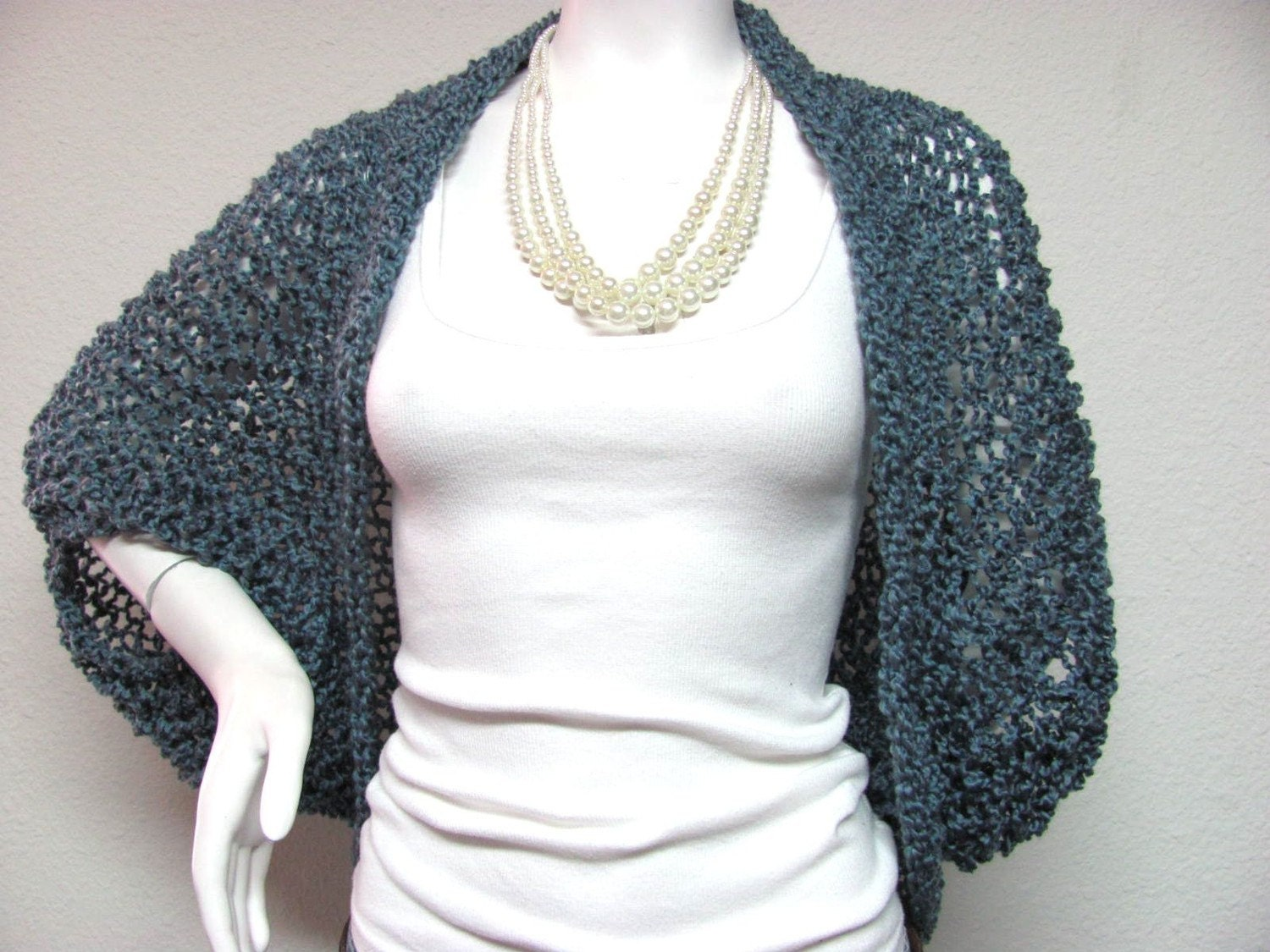 How to Crochet a Shrug | eHow.com