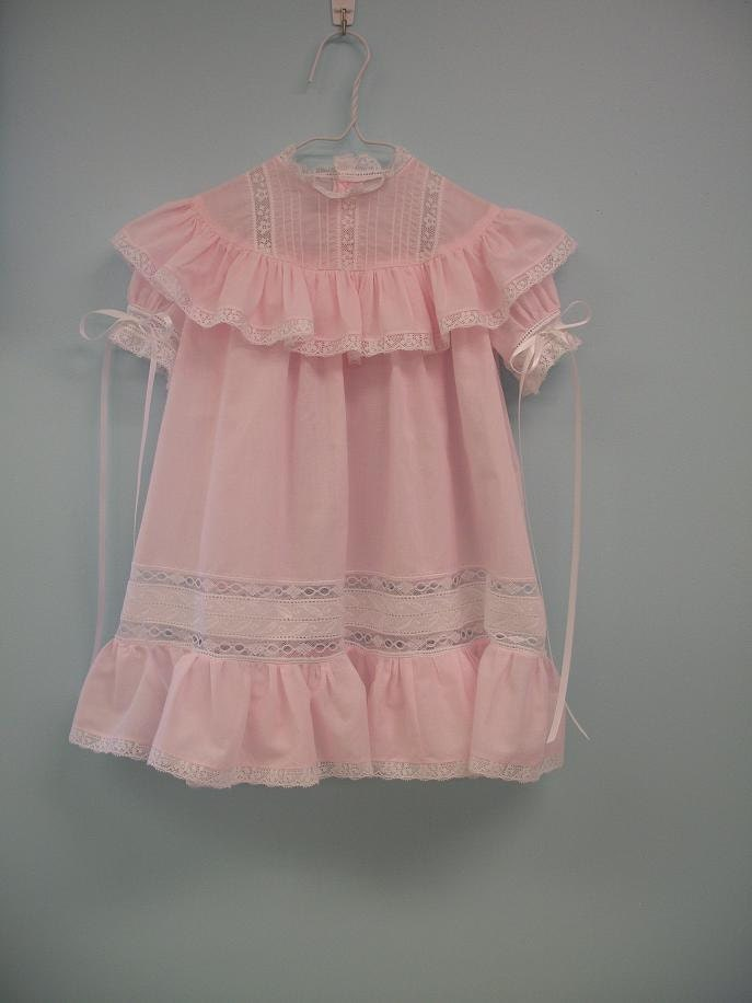 Heirloom Pageant Easter or Wedding Dress for Toddler or Girl