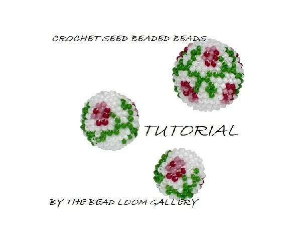 Bead Crochet Rope Tutorial - Beader's Showcase