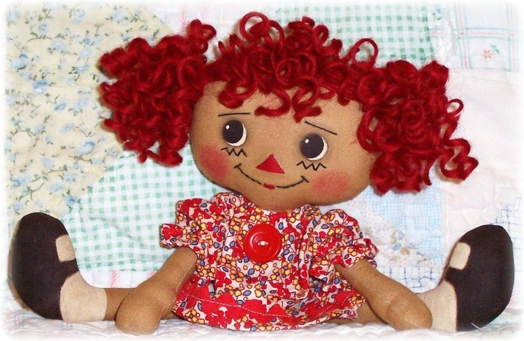 Cloth Dolls - Doll Patterns and Supplies - Dollmaker's Journey