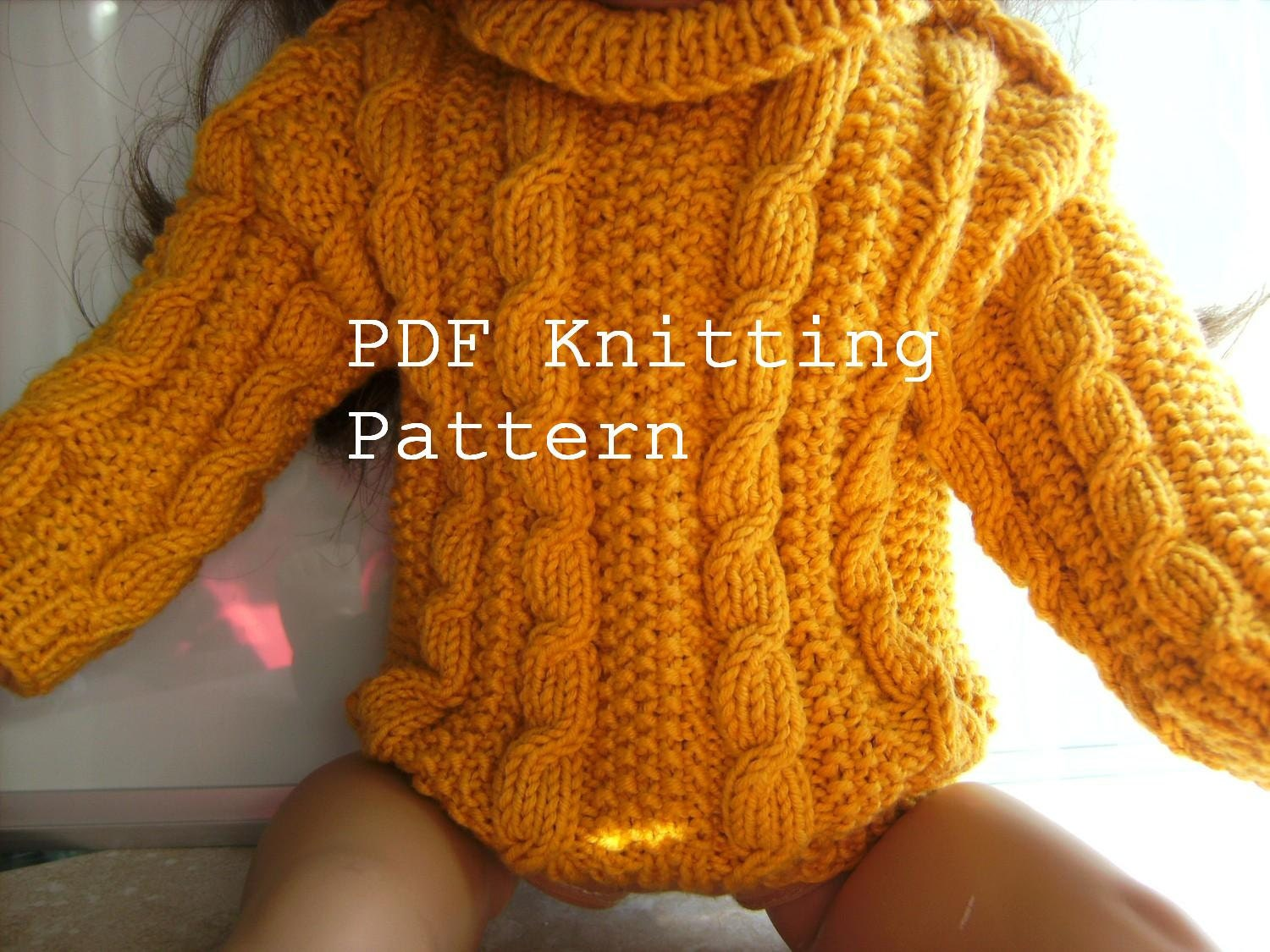 IRISH SWEATER PATTERNS   Free Patterns