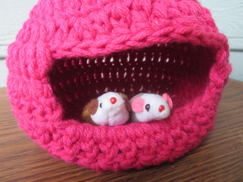 Bed Crochet Free Knit Pattern Pet Crochet Patterns