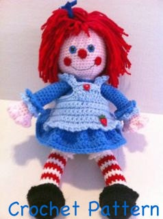 Ruglady's Crochet Rag Rugs