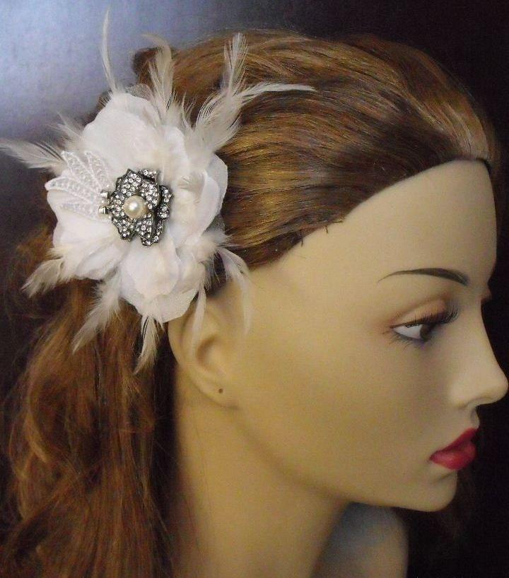 Ready to Wear Bridal Headpieces only 1 of each wedding headpiece bridal