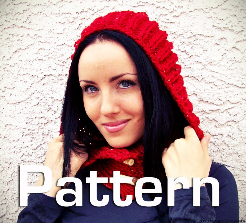 Plymouth Chunky Cable Hat & Mittens Knitting Pattern - Knitting