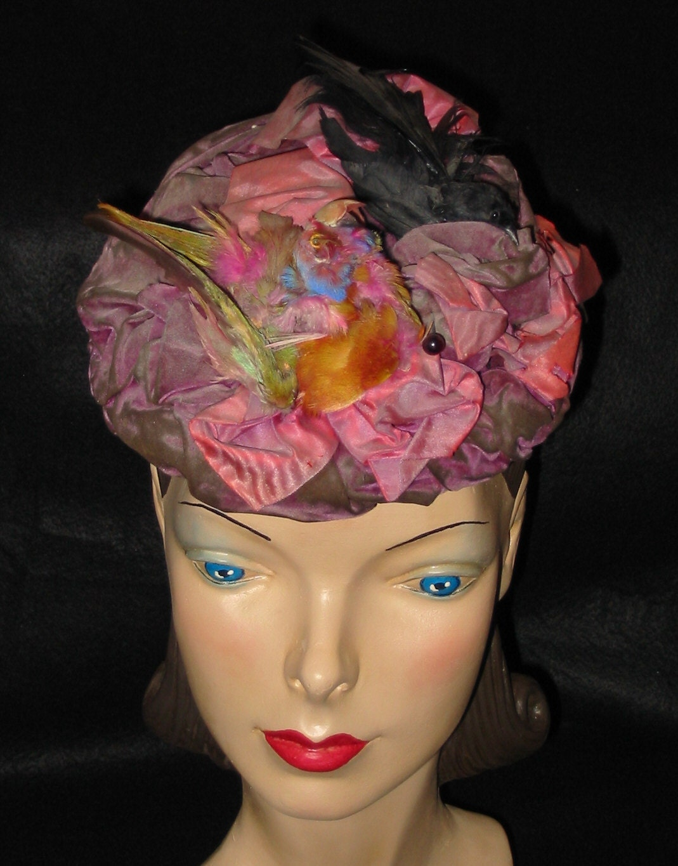 1933 1935 Hats