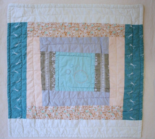 Learn How to Quilt: Hand Embroidery for Quilting