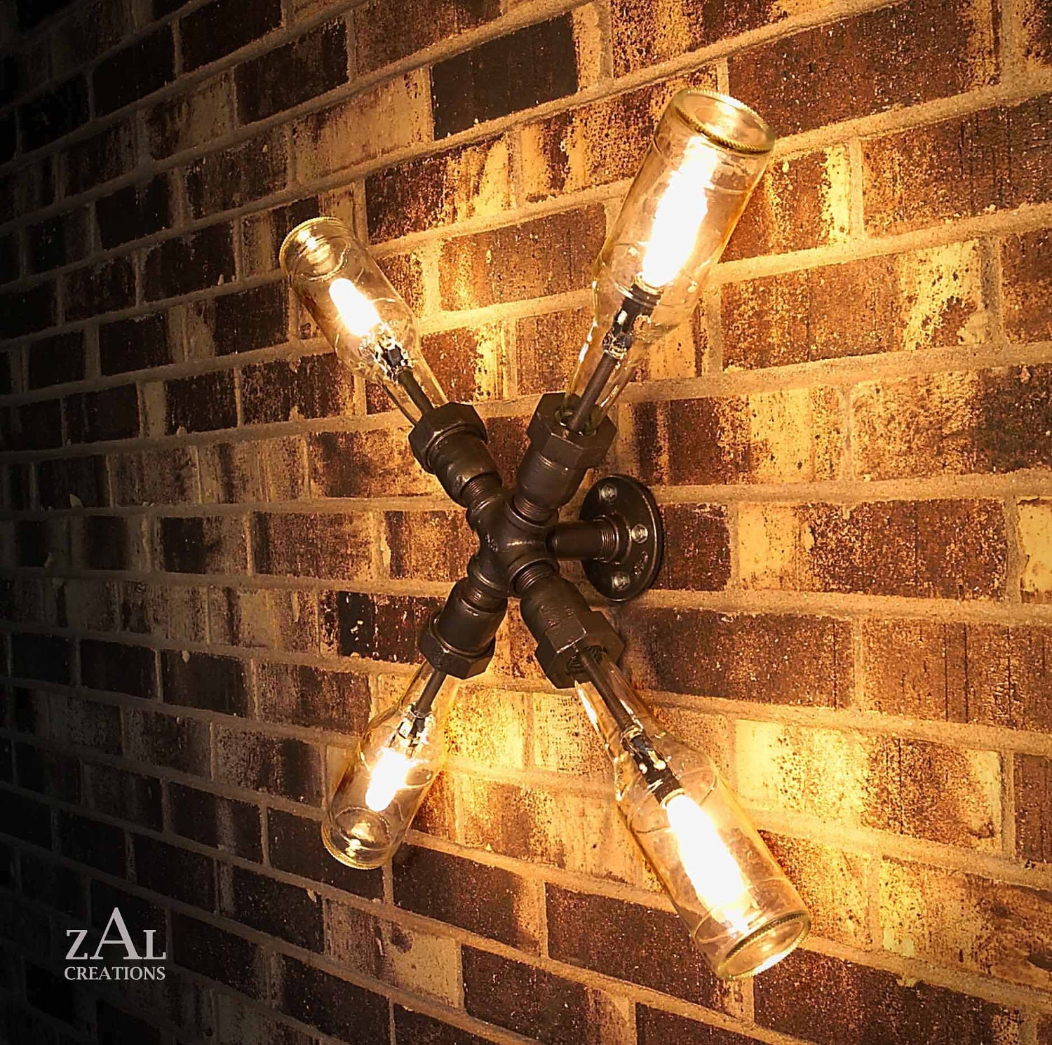 Cool Lighting Fixtures: LET'S STAY: Cool Pipe Lighting Design