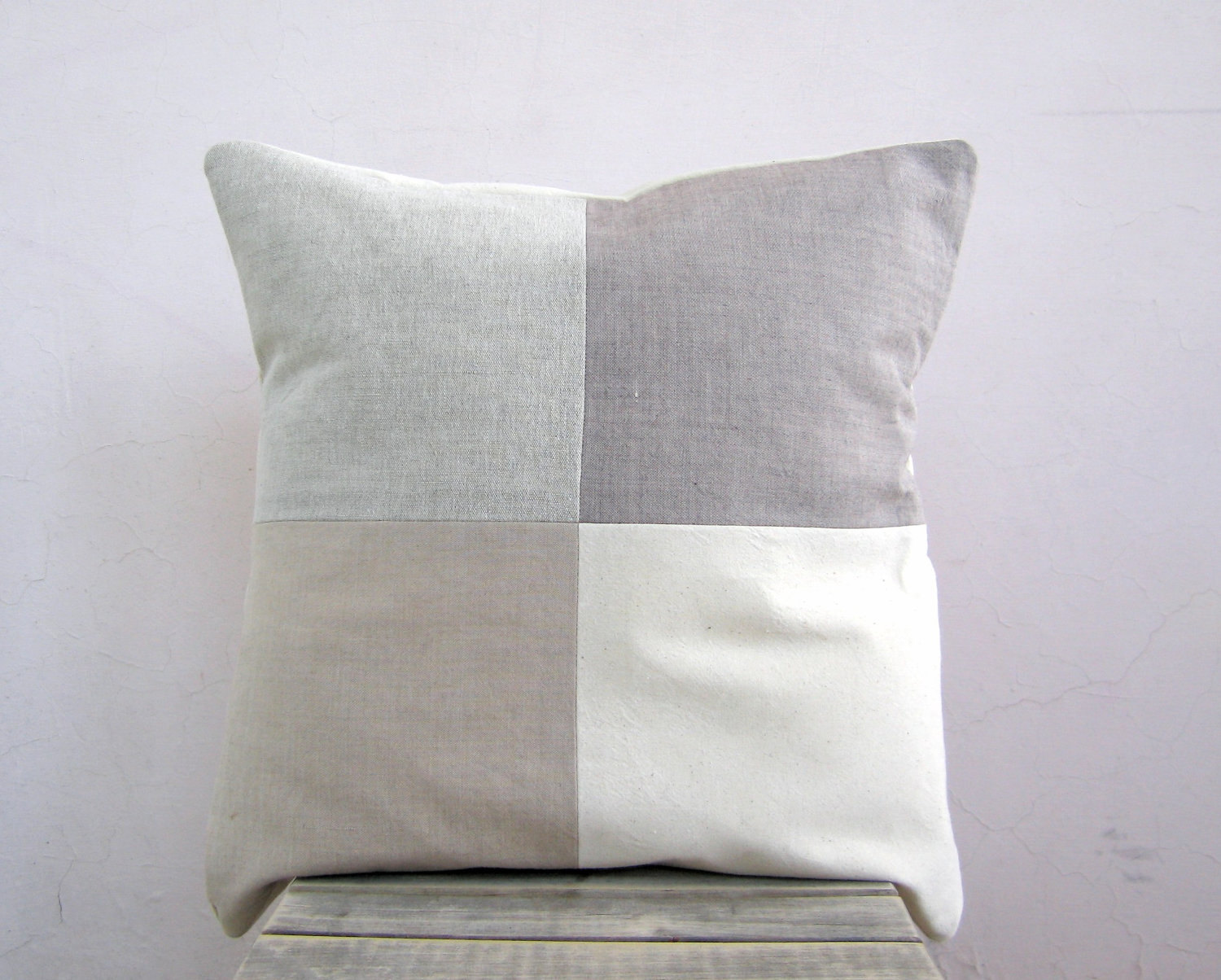 Modern Couch Pillow : Earthlab Design: Organic cotton collection