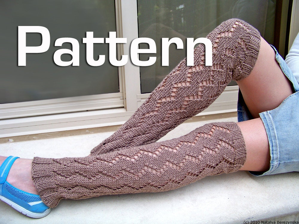 How to Knit Leg Warmers Easy | eHow.com