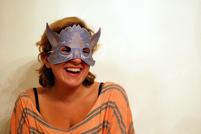 She-Wolf Halloween Mask