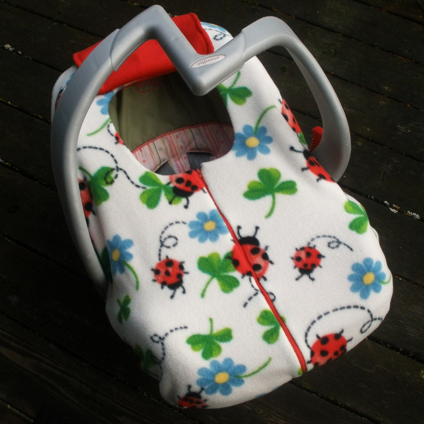 Baby Car Seat Cover - Sophiemarie
