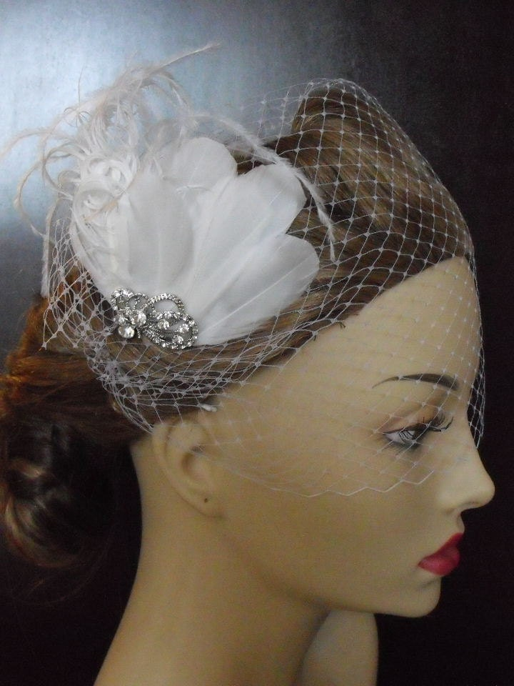 Bridal Vintage Inspired Headpieces and Veils 2012 designs wedding vintage