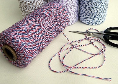 9m, Bakers Twine - Air Mail