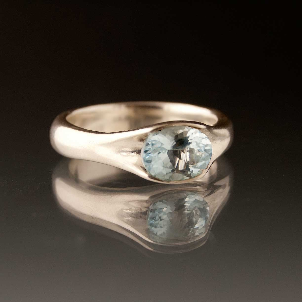 Aquamarine engagement rings is you probably know the idea that the engagement ring should cost. Aquamarine engagement rings are  did you also know