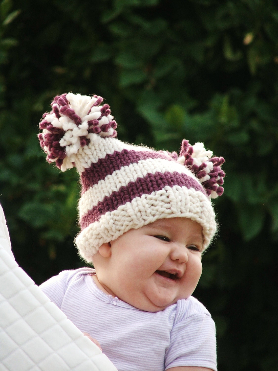Free Baby Hat Knitting Patterns : PATTERNS FOR NEWBORN HATS - Patterns 2013
