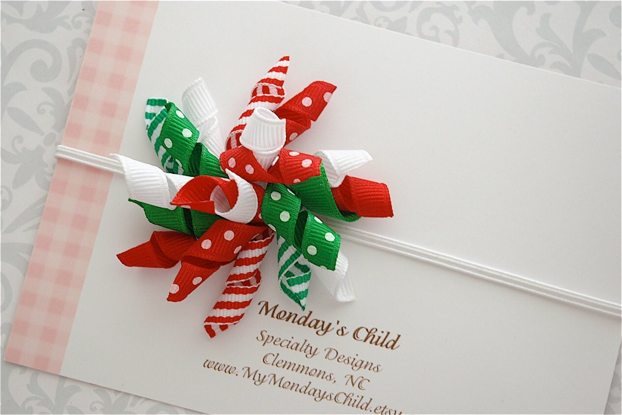 to Adult - Christmas Bow