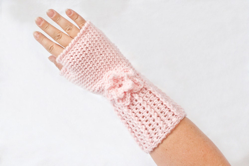 Image search: Free Crocheted Fingerless Glove Pattern Roundup
