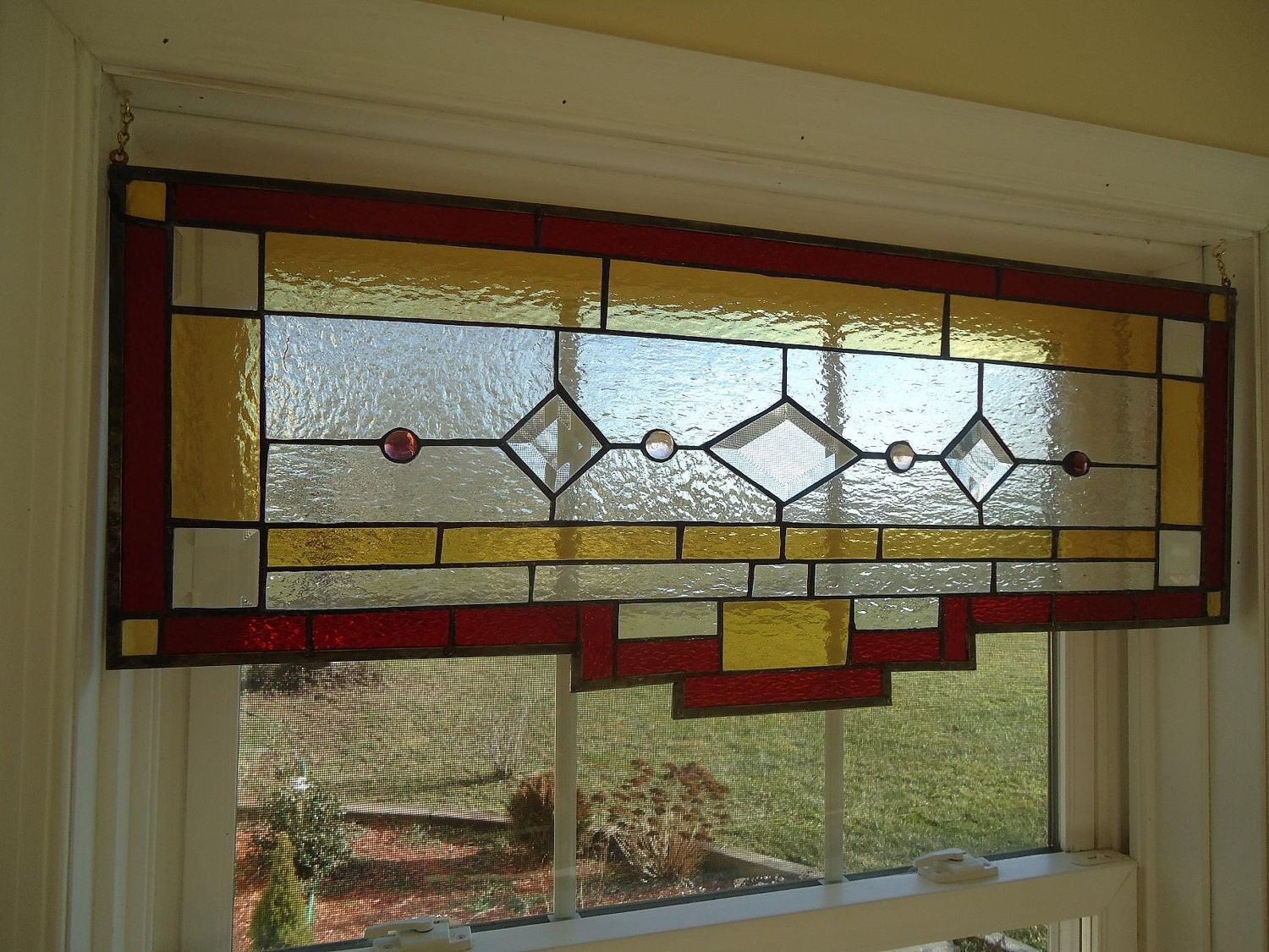 Madison Lane Interiors: Window treatments for transom windows