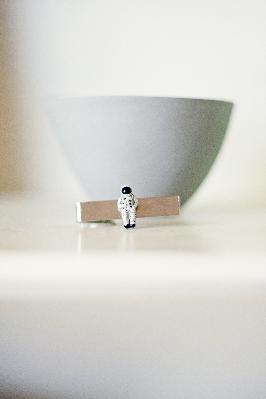 Astronaut Tie Clip for Adult