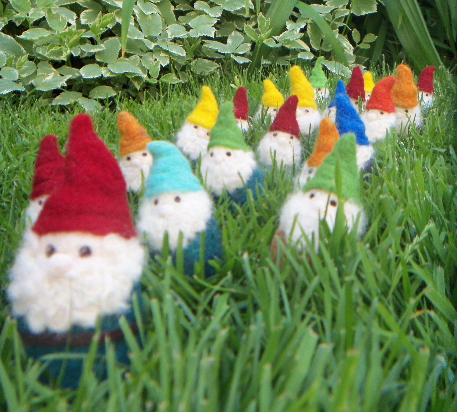 Kid Crafted! Small Garden Gnome