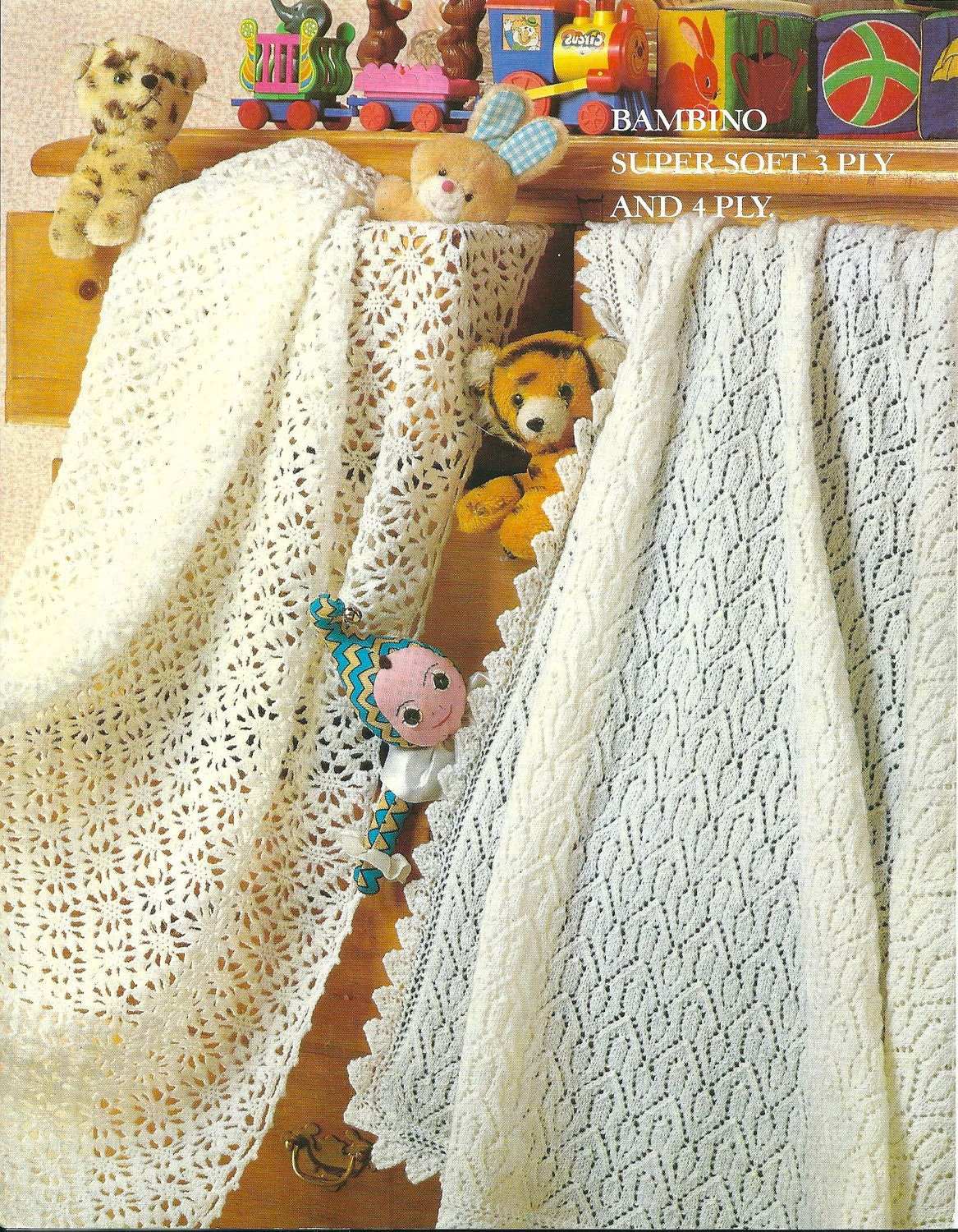 Knitting Pattern For Christening Shawl Free : CROCHET PATTERN BABY SHAWL - Crochet Club