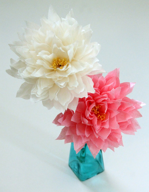 Adornflowers: large Paper flowers