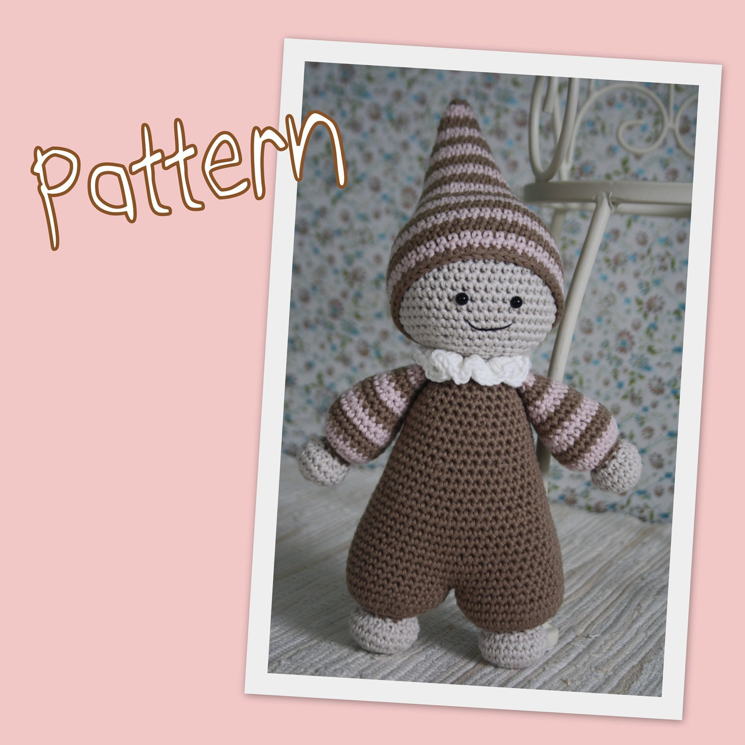 Baby Doll Afghan  Pillow – Free Crochet Pattern