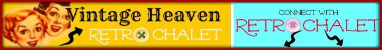 Retro Chalet Banner